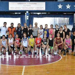 Proyecto talentos en el femenino U13
