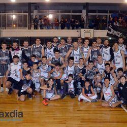 Alma Juniors ganó el clásico en Esperanza