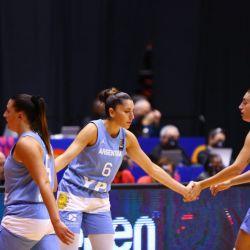 Selección Femenina: con más casos positivos de Covid-19 ya no jugará la Americup