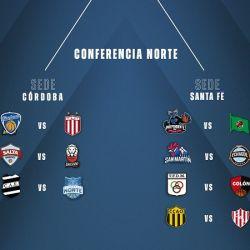 DOMINGO: Liga Argentina para HOY