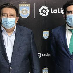 Acuerdo entre la CABB y la Liga de fútbol de España